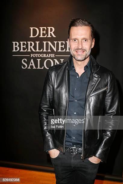 Marco Stein at 'Der Berliner Fotografie Salon Edition 1' on April 29 2016 in Berlin Germany