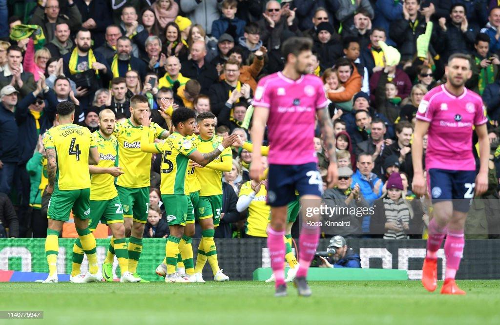 Norwich City v Queens Park Rangers - Sky Bet Championship : News Photo