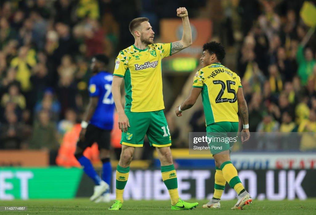 Norwich City v Sheffield Wednesday - Sky Bet Championship : News Photo