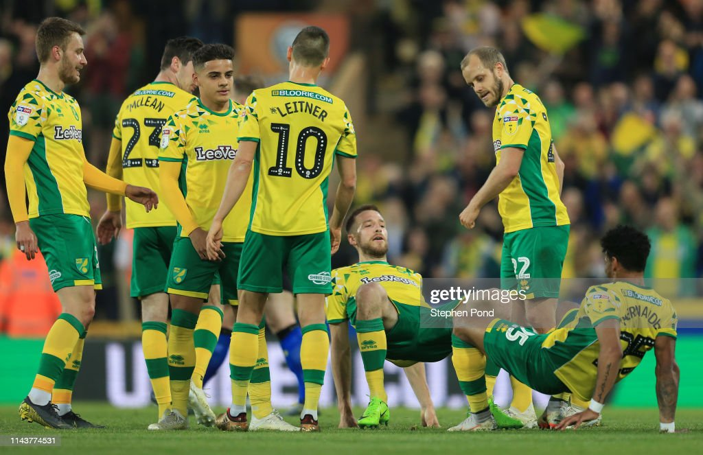 GBR: Norwich City v Sheffield Wednesday - Sky Bet Championship