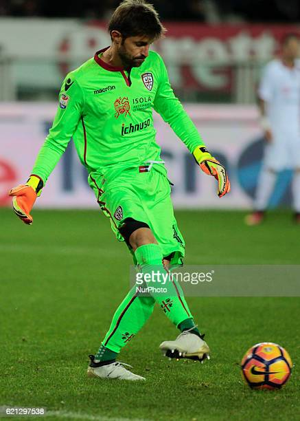 Marco Storari during Champions League match between Juventus v Olympique Lyonnais in Turin on September 14 2016