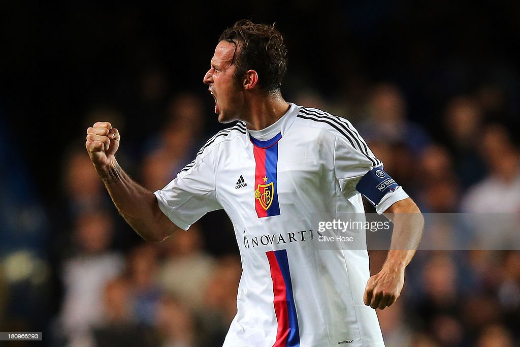 Chelsea v FC Basel 1893 - UEFA Champions League : News Photo