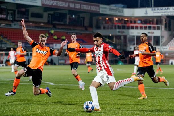 NLD: FC Volendam v PSV Eindhoven - KNVB beker