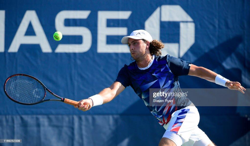 2019 US Open - Qualifying & Training : Photo d'actualité