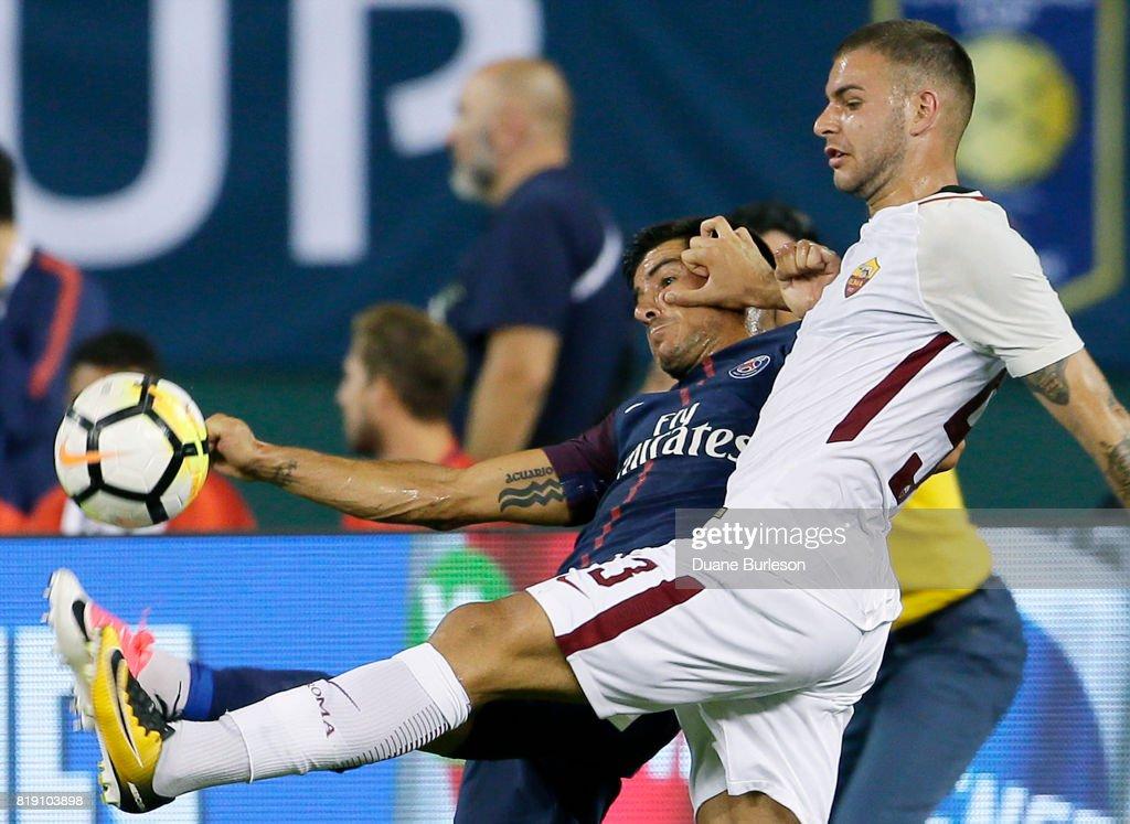 International Champions Cup 2017 - AS Roma v Paris Saint-Germain : News Photo