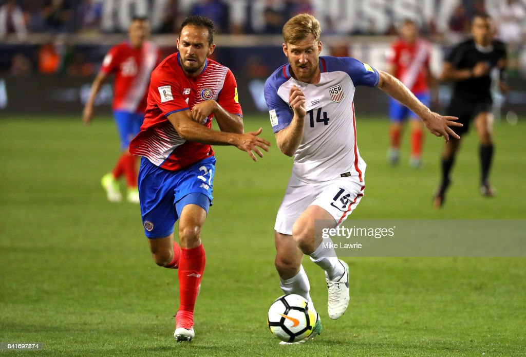 Costa Rica v United States - FIFA 2018 World Cup Qualifier : News Photo