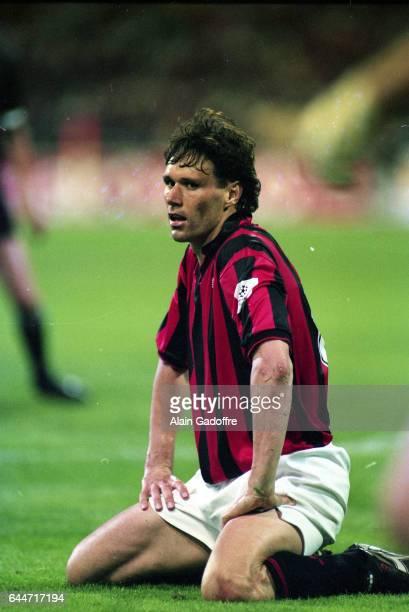 Marco VAN BASTEN Marseille / Milan AC Finale de la Ligue des Champions 1993 Photo Alain Gadoffre / Icon Sport