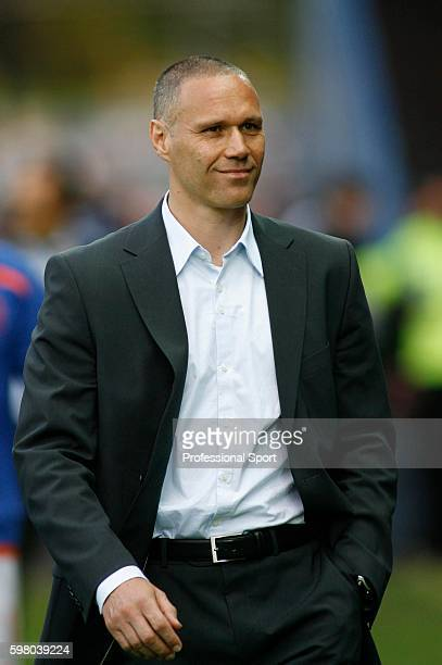 Marco Van Basten head coach of the Netherlands during the UEFA EURO 2008 Group C match between Netherlands and France at Stade de Suisse Wankdorf on...