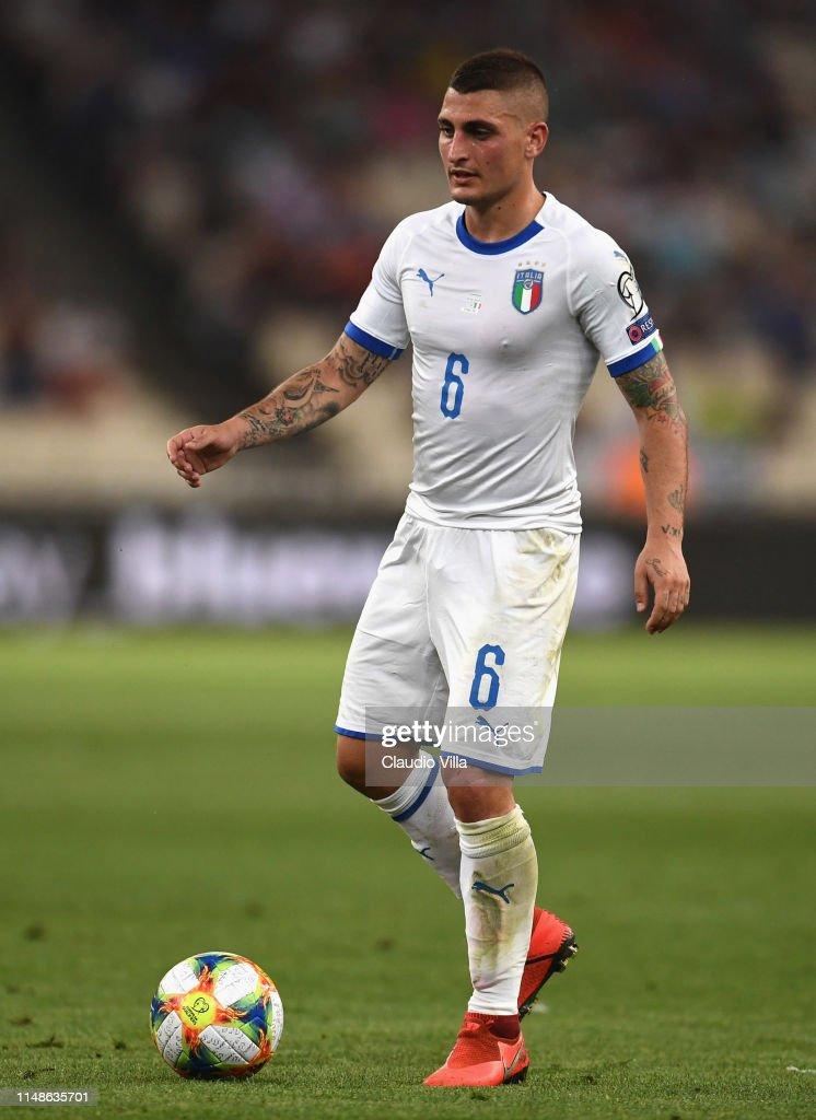 Greece v Italy - UEFA Euro 2020 Qualifier : News Photo