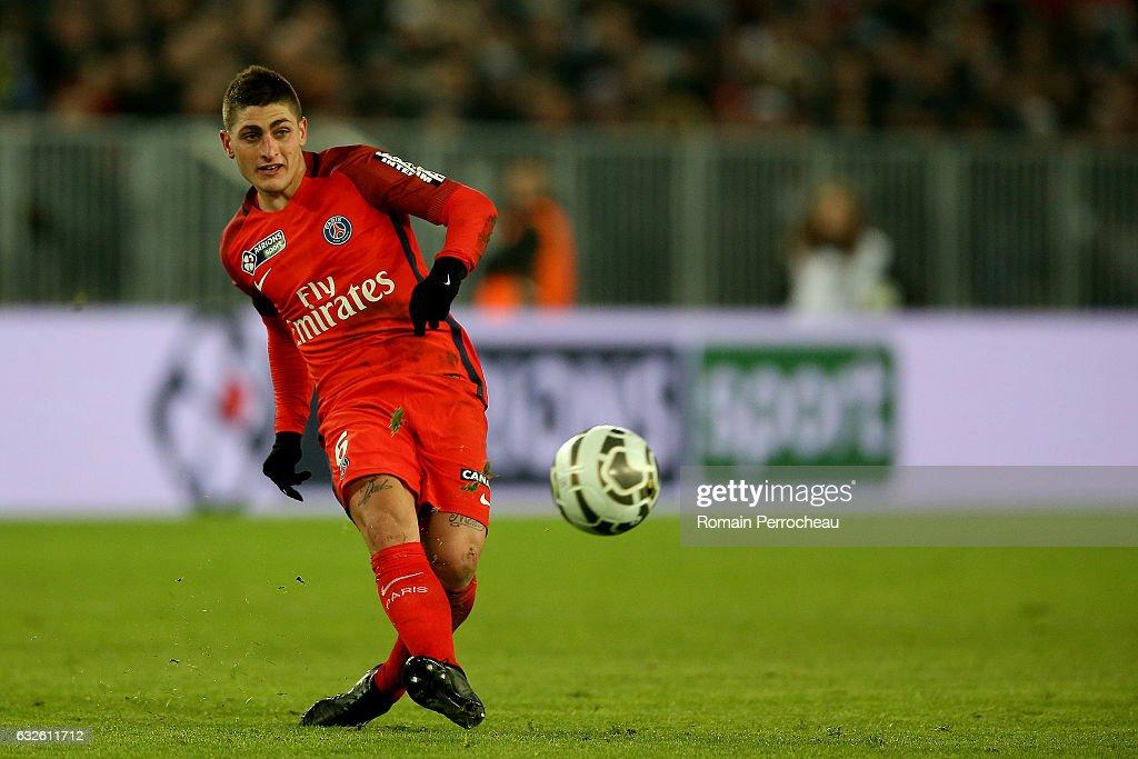 Girondins de Bordeaux v Paris Saint Germain - League Cup : News Photo