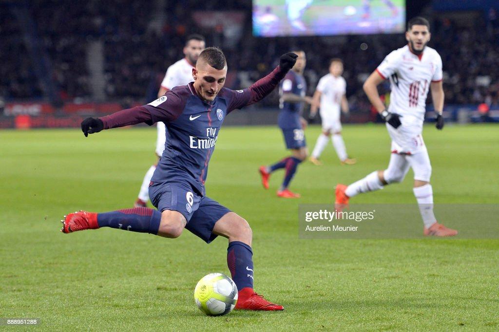 Paris Saint Germain v Lille OSC - Ligue 1 : News Photo