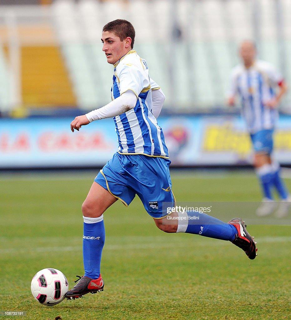 Pescara Calcio v US Triestina Calcio - Serie B : News Photo
