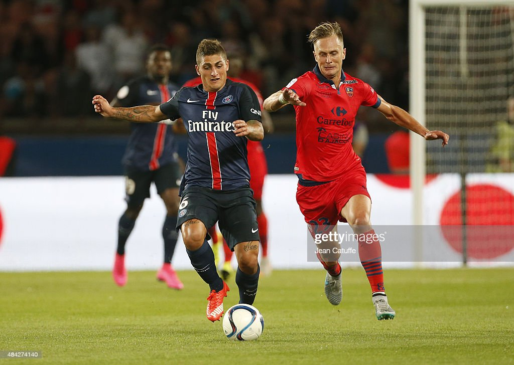 Paris Saint-Germain v GFC Ajaccio - Ligue 1 : News Photo