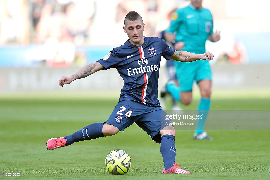 Paris Saint-Germain FC v RC Lens - Ligue 1 : News Photo