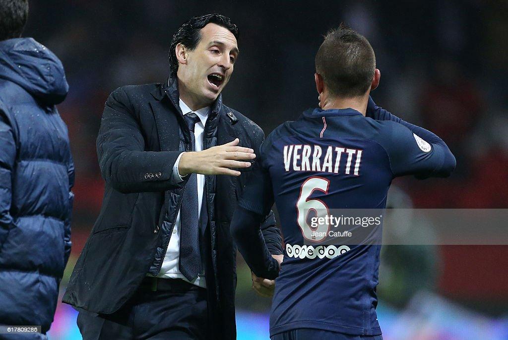Paris Saint-Germain v Olympique de Marseille - Ligue 1 : News Photo