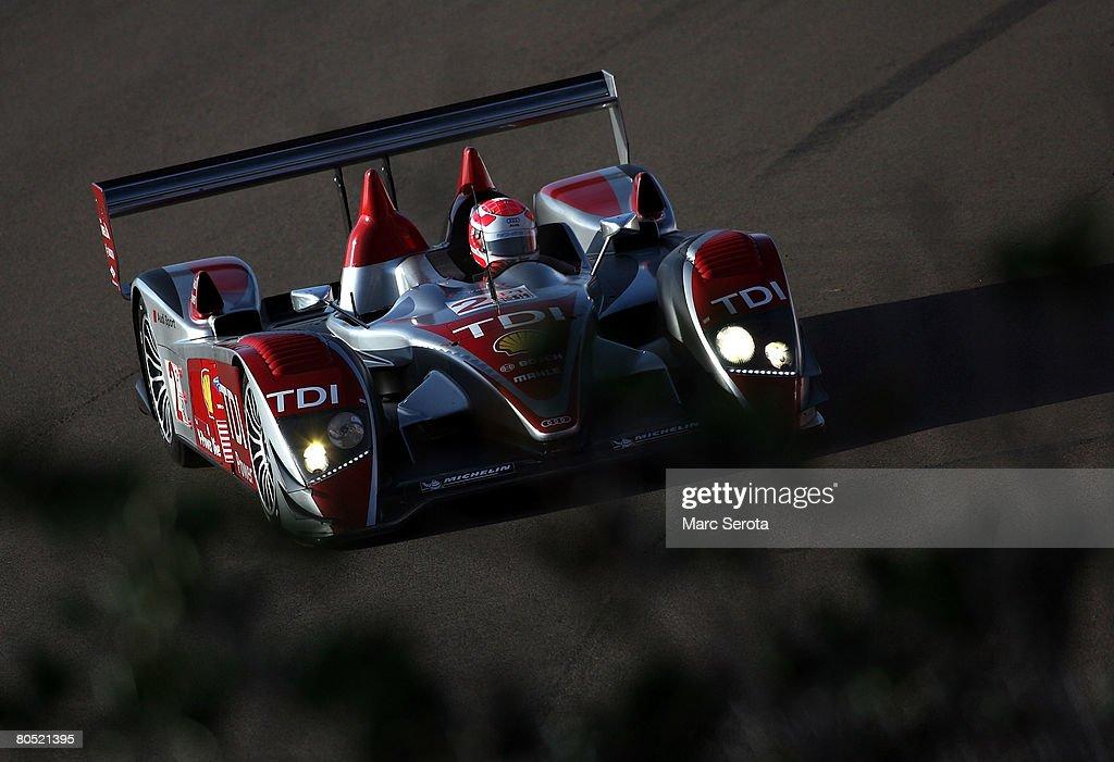 Acura Sports Car Challenge Practice