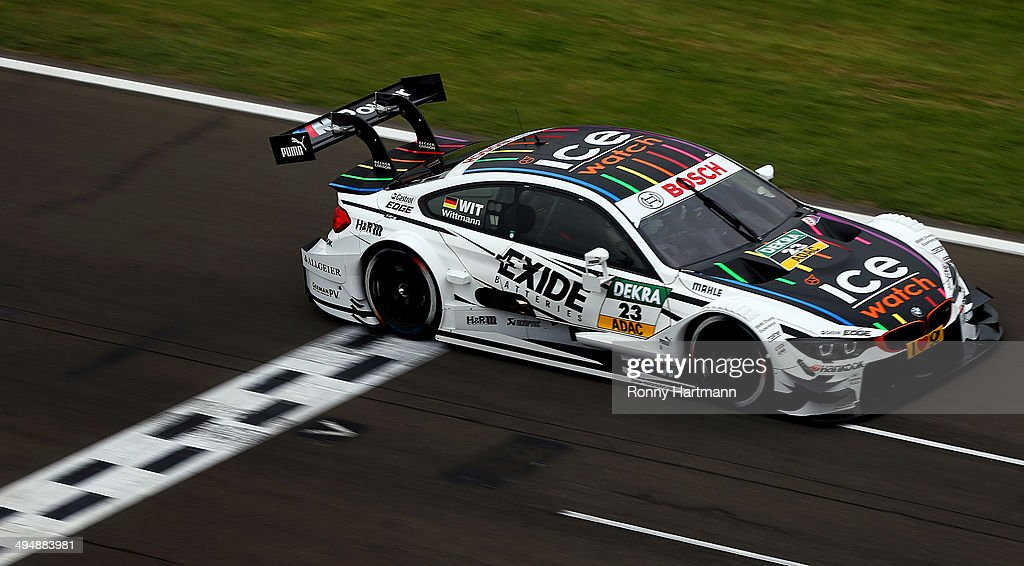 DTM German Touring Car Budapest - Qualifying : News Photo