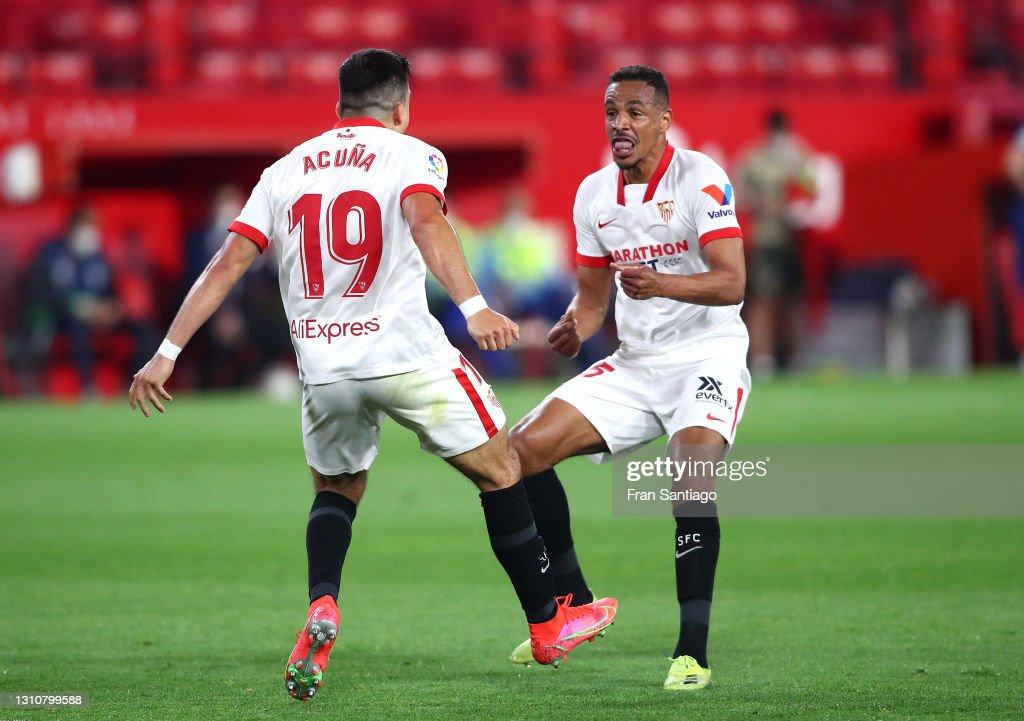Sevilla FC v Atletico de Madrid - La Liga Santander : ニュース写真