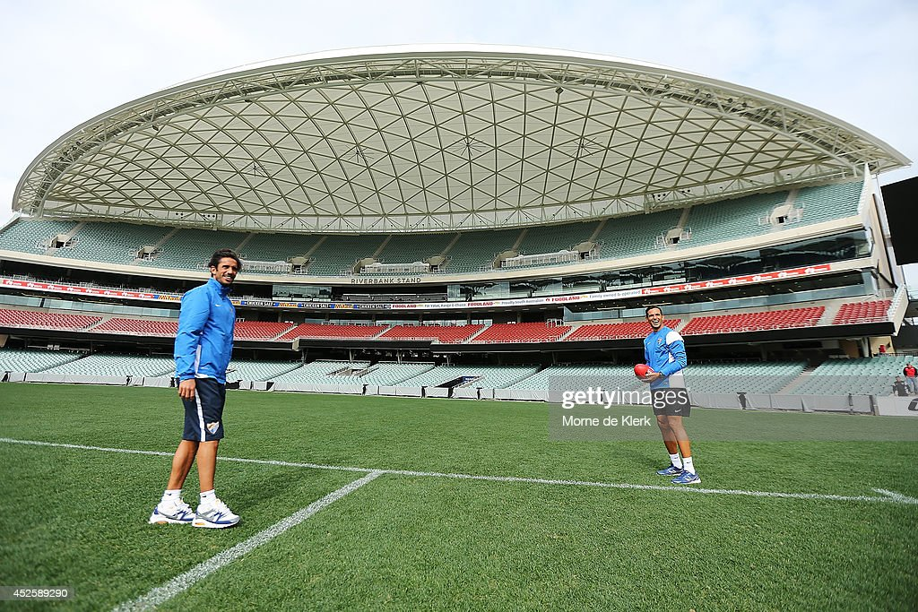 Malaga & Adelaide United Press Conference Photos and Images | Getty ...