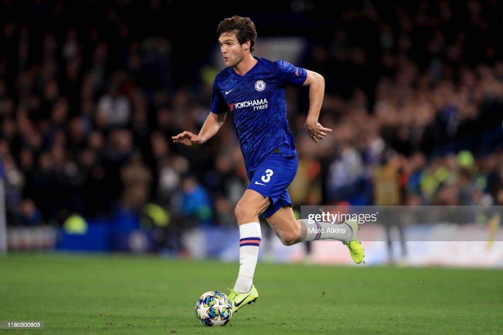Chelsea FC v AFC Ajax: Group H - UEFA Champions League : News Photo