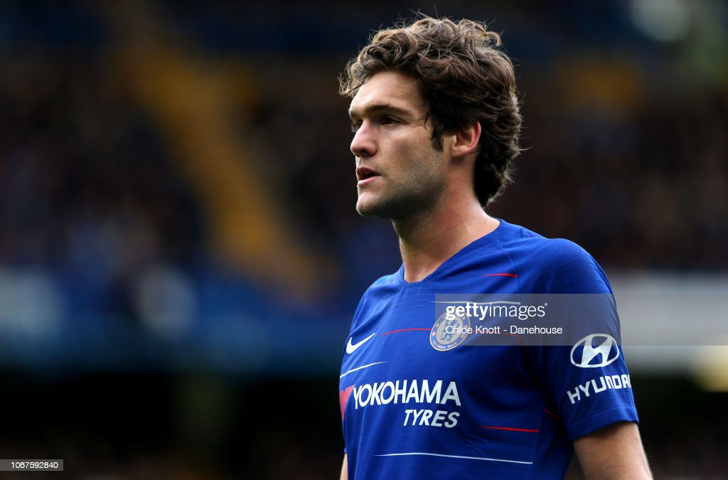 Chelsea FC v Fulham FC - Premier League : News Photo