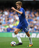 london england marcos alonso chelsea action