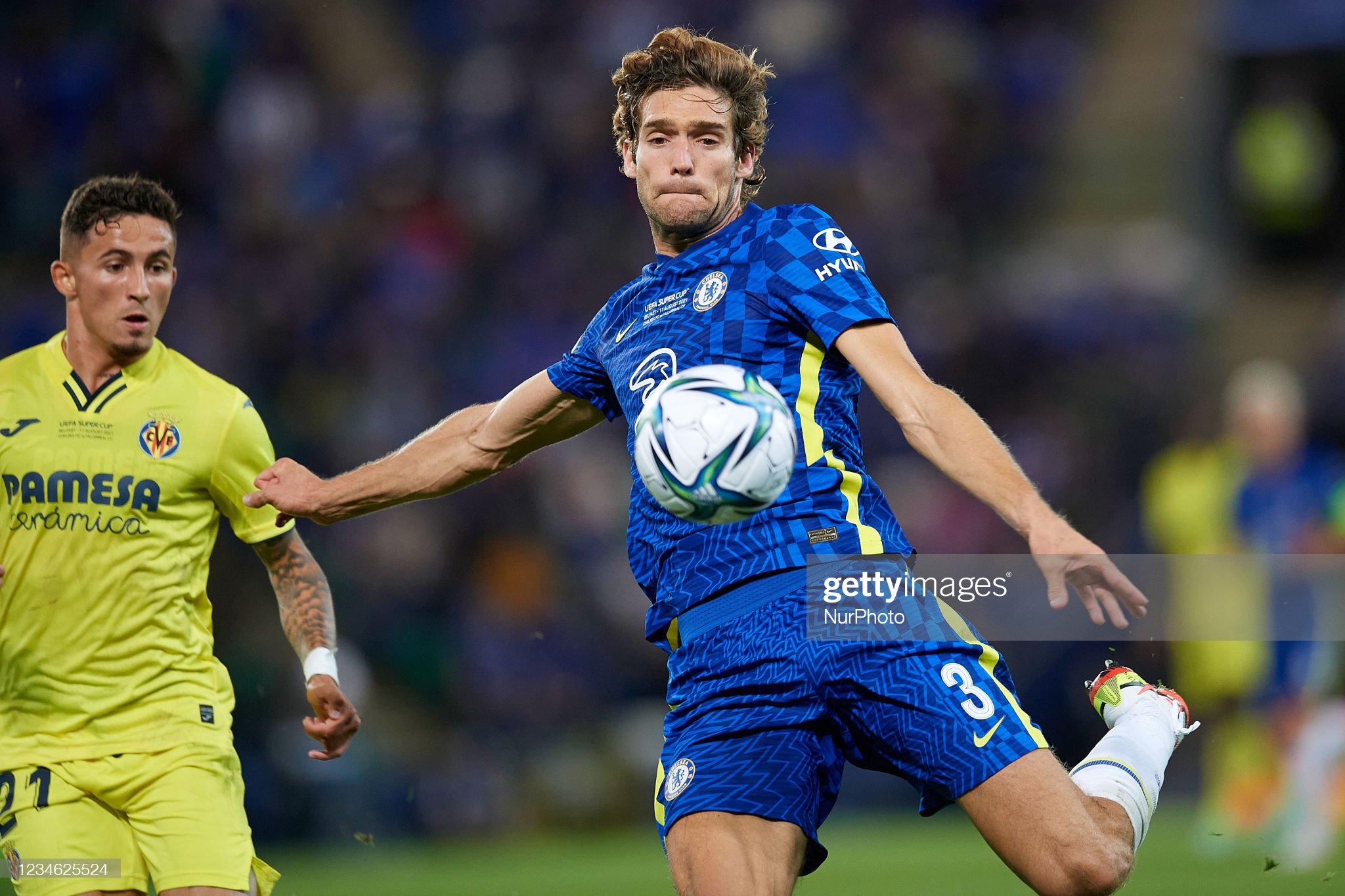 Chelsea FC v Villarreal CF  UEFA Super Cup 2021 : News Photo