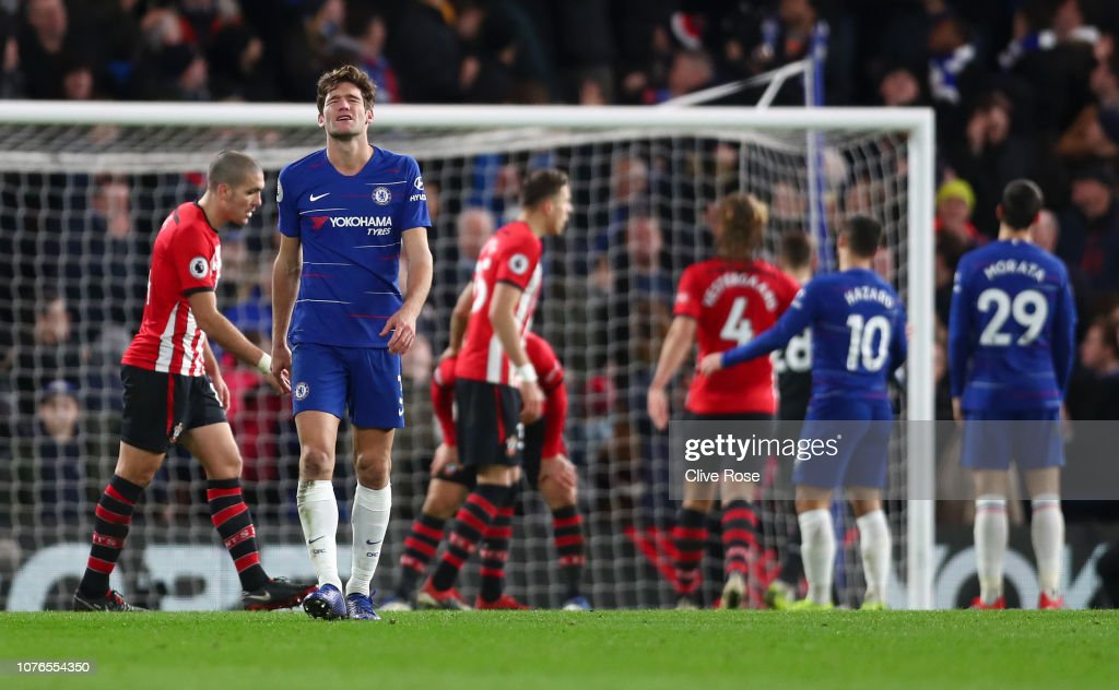 Chelsea FC v Southampton FC - Premier League : News Photo