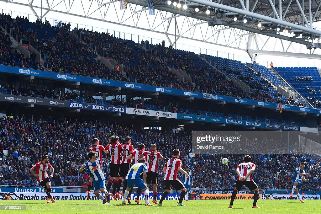 Real CD Espanyol v Athletic Club - La Liga : News Photo