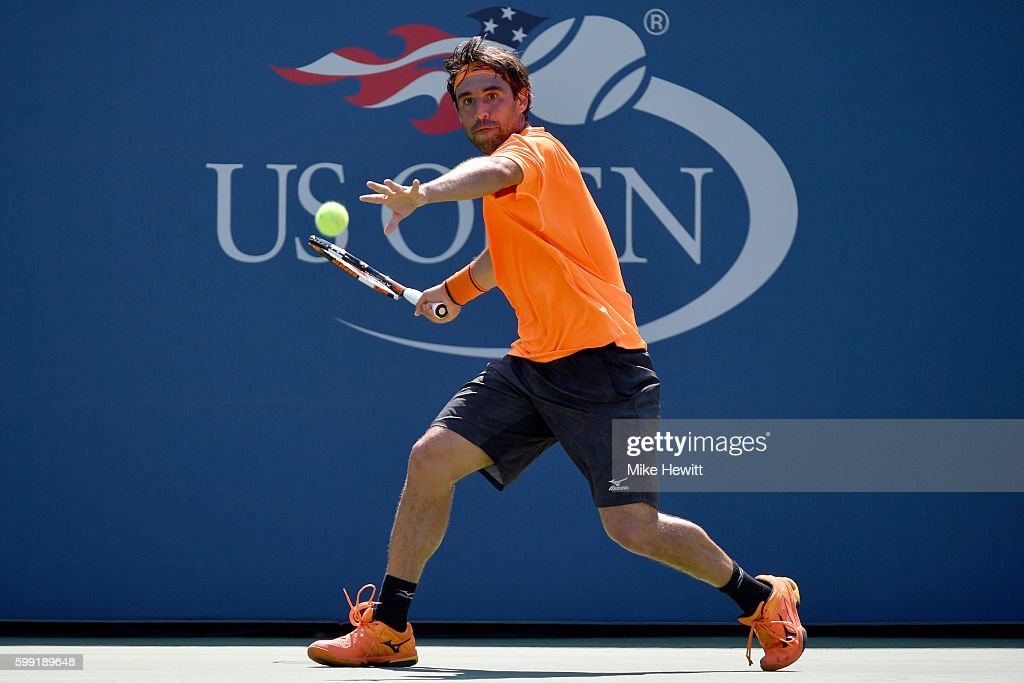 2016 US Open - Day 7 : News Photo