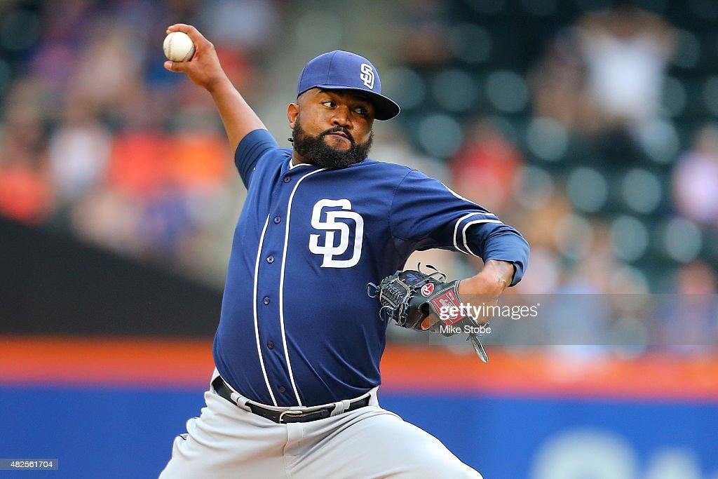 San Diego Padres v New York Mets : News Photo