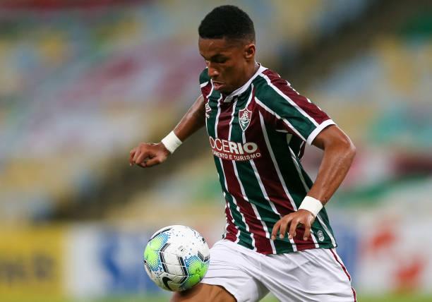2020 Brasileirao Series A: Fluminense v Vasco Play Behind Closed Doors Amidst the Coronavirus (COVID - 19) Pandemic