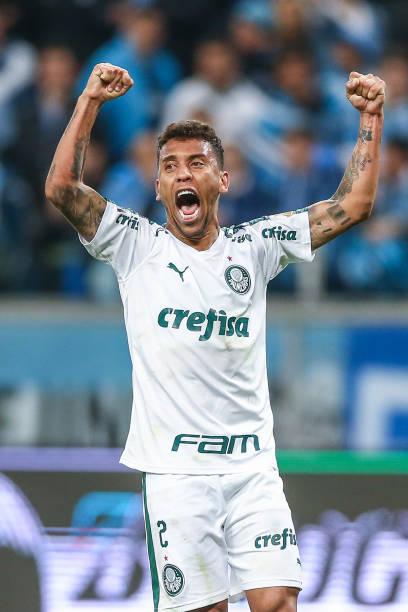 BRA: Gremio v Palmeiras - Copa CONMEBOL Libertadores 2019