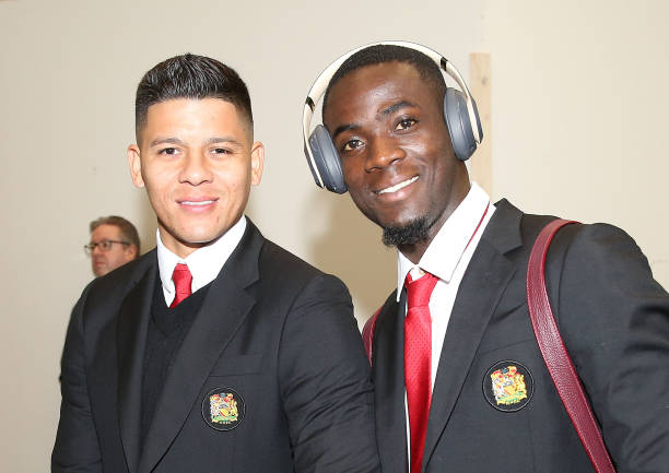 Manchester United Travel to Paris for Their Champions League Tie