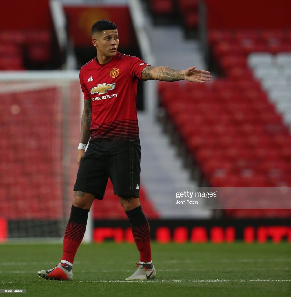 Manchester United v Reading: Premier League 2 : News Photo