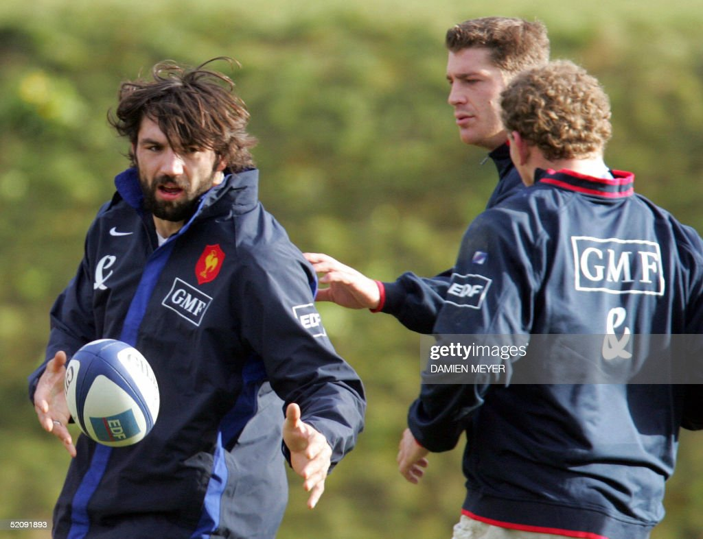 France Rugby Union Training