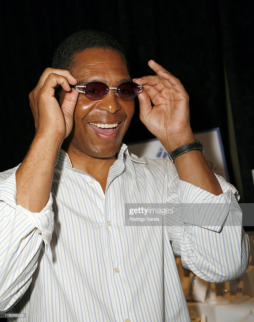 Marcus Allen during Super Bowl XLI - On 3 Productions Gift Suite - Day 2 at Radisson Downtown Miami Hotel in Miami, Florida.