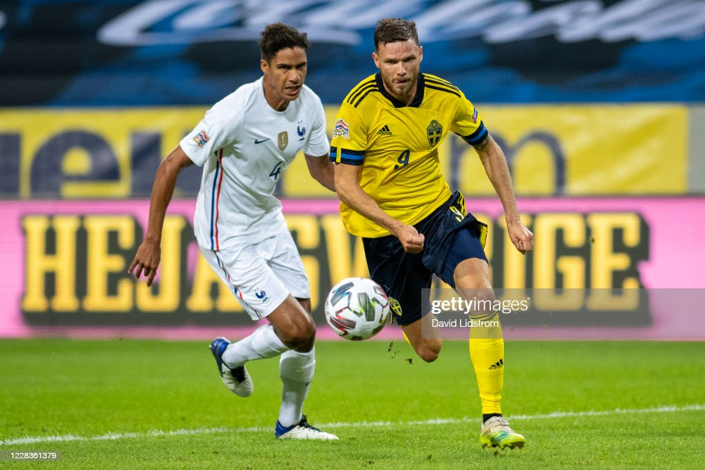 Sweden v France - UEFA Nations League : Nachrichtenfoto