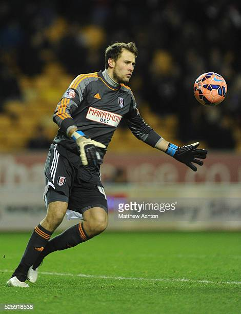Marcus Bettinelli of Fulham