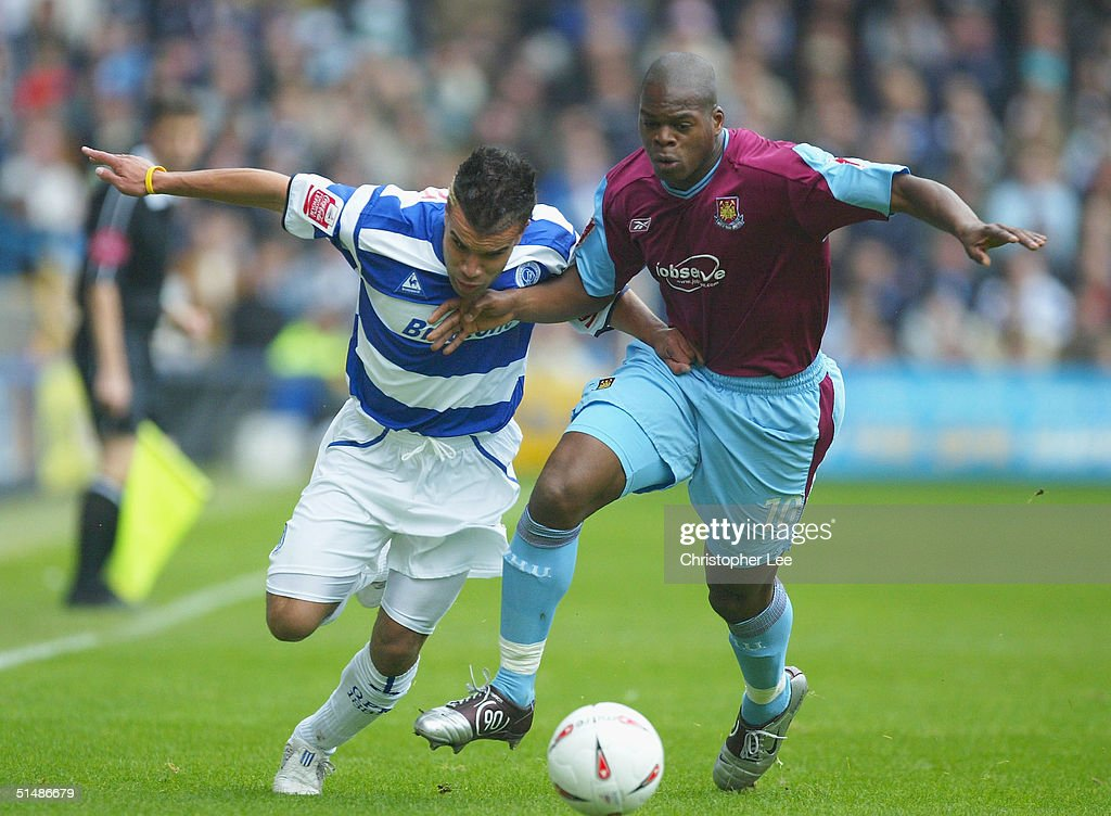 Queens Park Rangers v West Ham United : News Photo