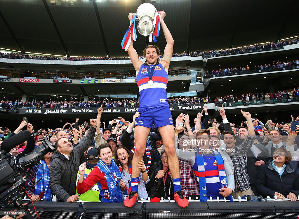 AFL Grand Final - Sydney v Western Bulldogs