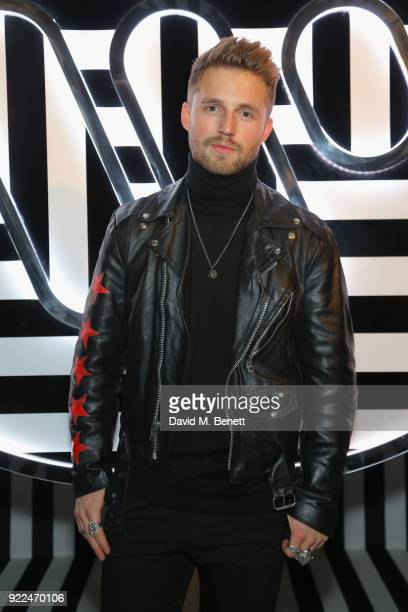 Marcus Butler attends the Brits Awards 2018 After Party hosted by Warner Music Group Ciroc and British GQ at Freemasons Hall on February 21 2018 in...