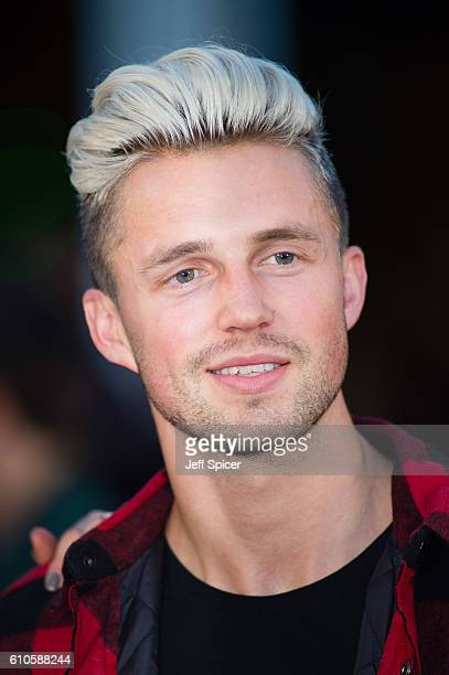 Marcus Butler attends the Laid In America World Premiere at Cineworld 02 Arena on September 26 2016 in London England