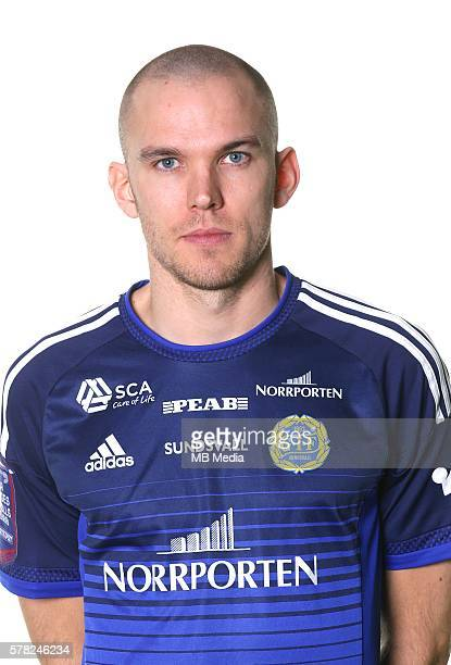 Marcus Danielsson Halvfigur @leverans Allsvenskan 2016 Fotboll