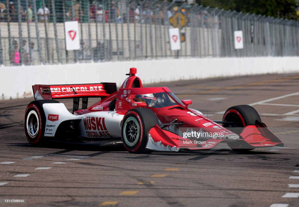 Firestone Grand Prix of St. Petersburg : News Photo