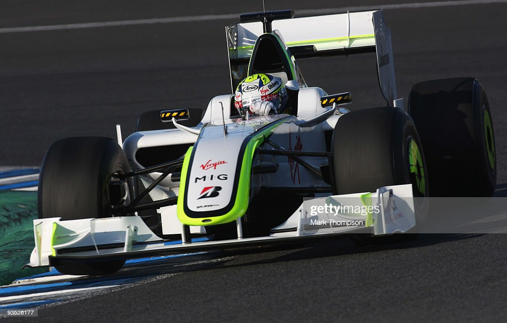 F1 Young Drivers Testing - Day One : News Photo