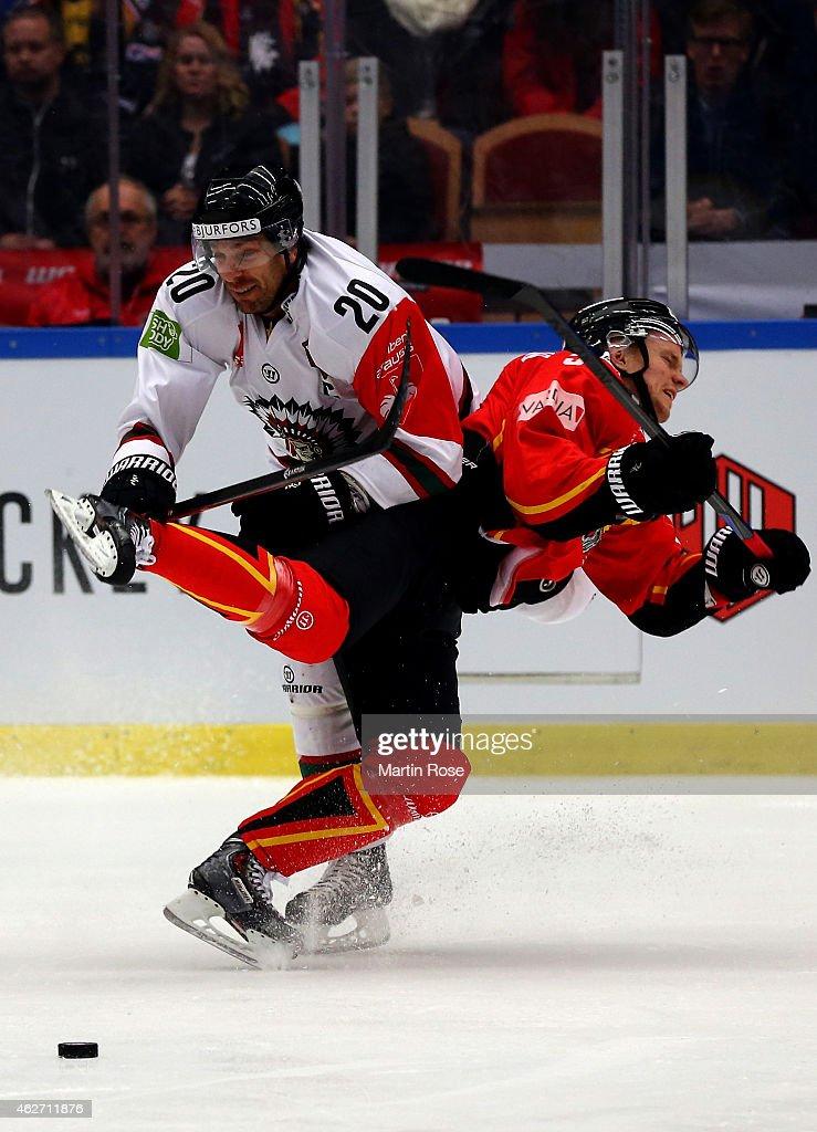 Lulea Hockey v Frolunda Gothenburg - Champions Hockey League Final