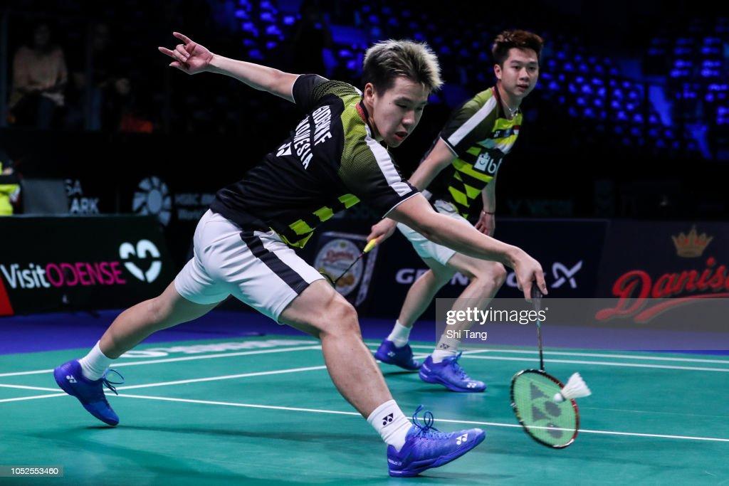Denmark Open 2018 - Day 3 : News Photo