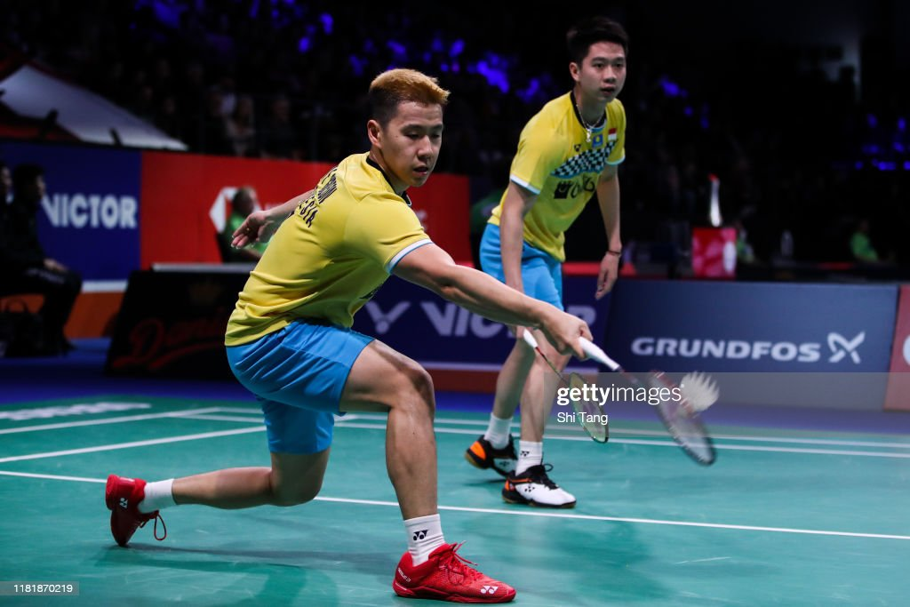 DANISA Denmark Open 2019 - Day 4 : News Photo