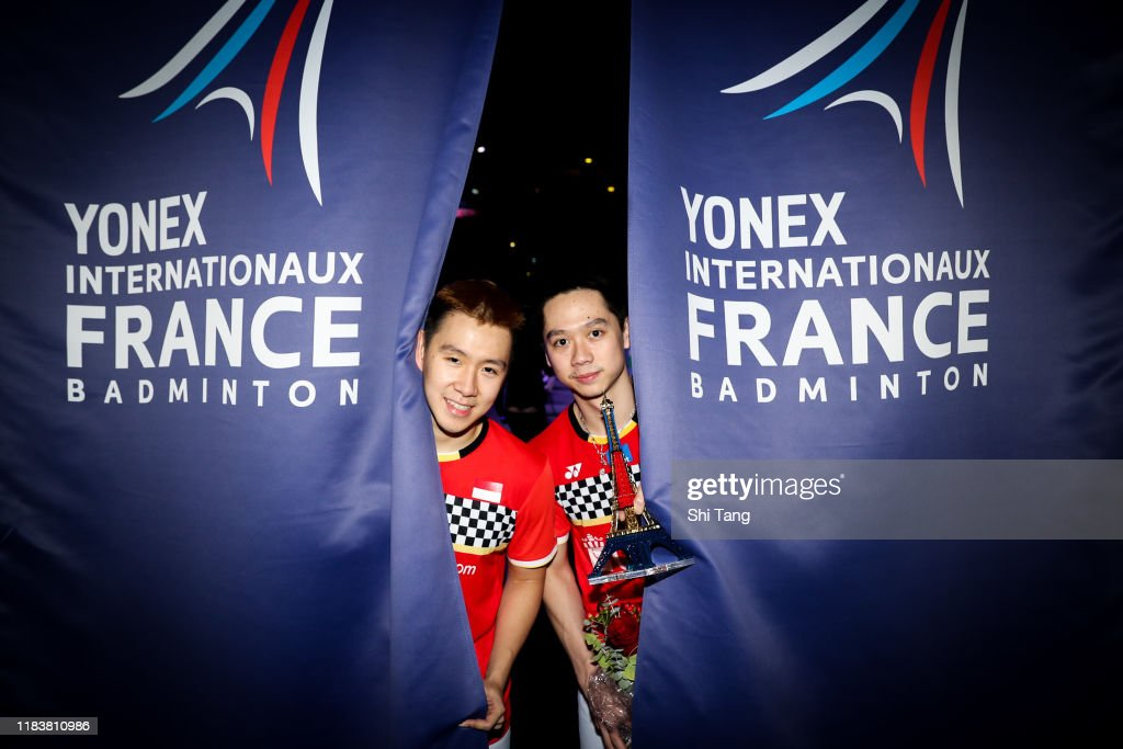 YONEX French Open 2019 - Day 6 : News Photo
